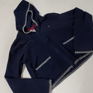 Girls Med Tommy Hilfinger jacket